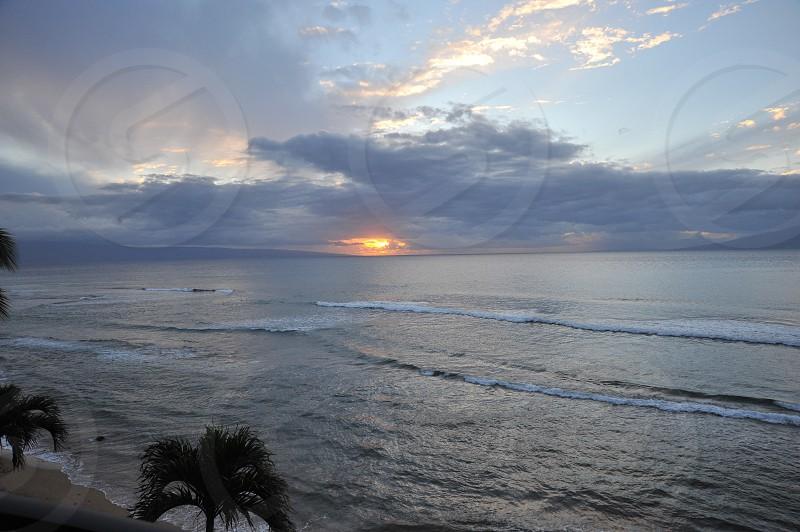 Hawaii Island Adventure Sunset photo