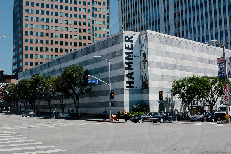Hammer Museum Westwood Los Angeles. photo