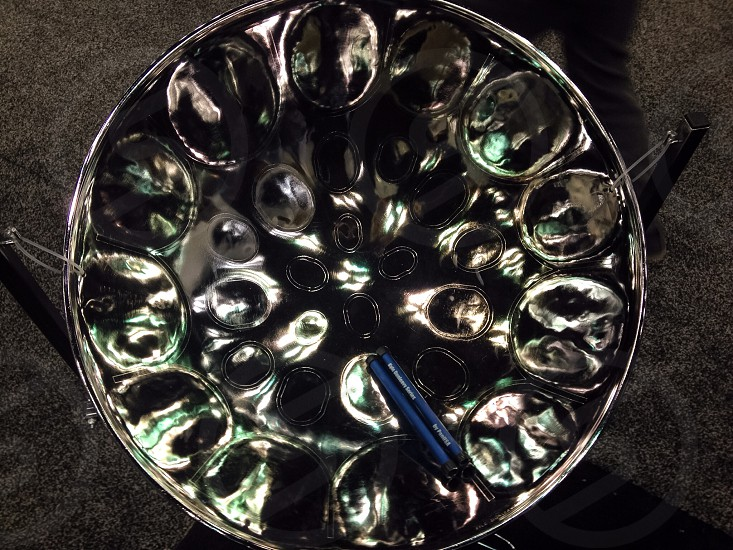 Steel pan photo