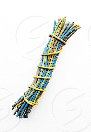 Bundle of Wires 2 photo