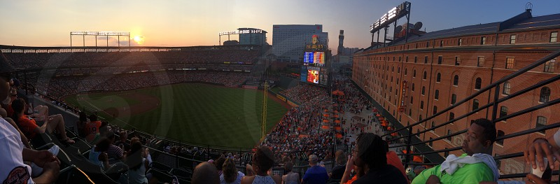 Oriole park at Camden yards  #baltimore #orioles #baseball #MLB  photo