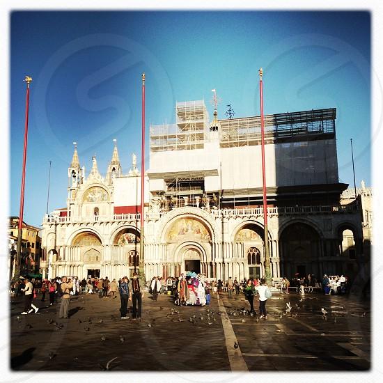 Venice Italy Vendors photo