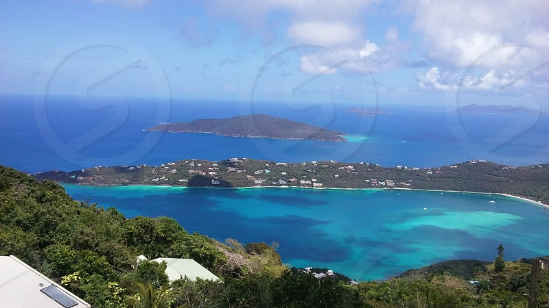 St Thomas the islands photo