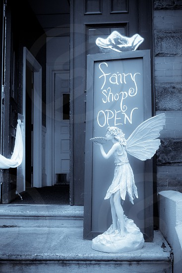 A once upon a time fairy shop Boston Massachusetts photo