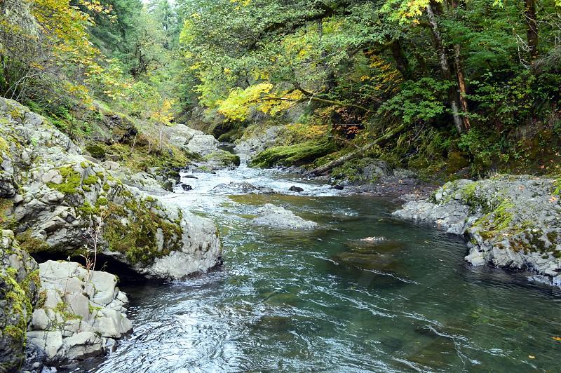Mill Creek Oregon photo
