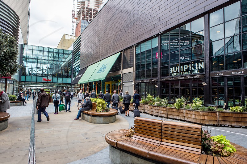 Westfield Shopping Centre Stratford London photo