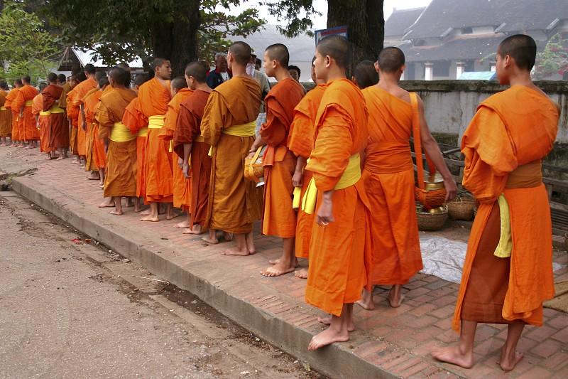 Luang Prabang Laos photo