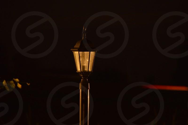 Lamp photo