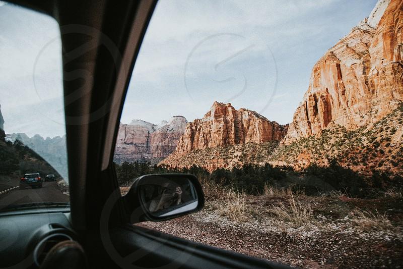 zion national park utah southern utah explore travel desert mountains red rocks st. george photo