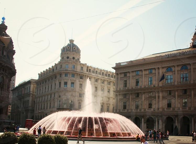 Genoa Italy photo