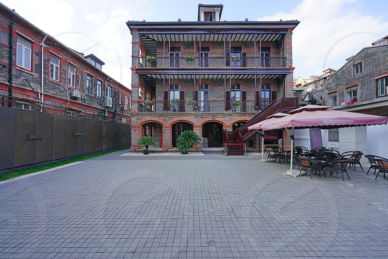 Shanghai Jewish Refugees Museum in Shanghai China photo