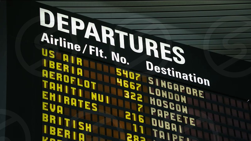 aviation airport departures destinations travel flight info airlines photo