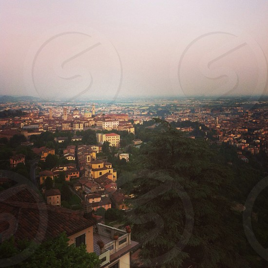 Bergamo Northern Italy photo