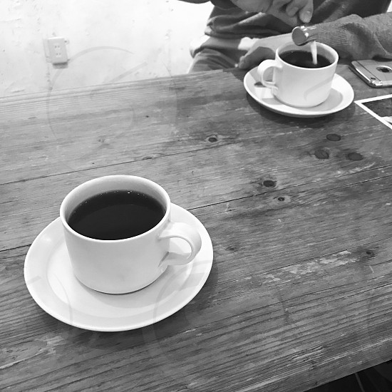 have a break coffee business meeting photo