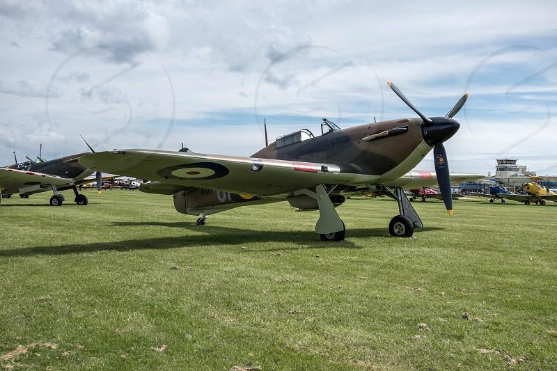 Hawker Hurricane I R4118 photo