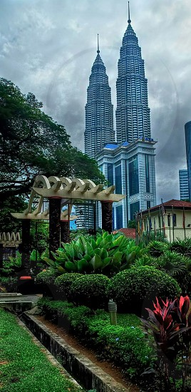 Twin Towers Malaysia KL photo