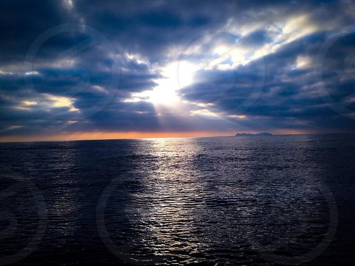 Mexican sunrise photo