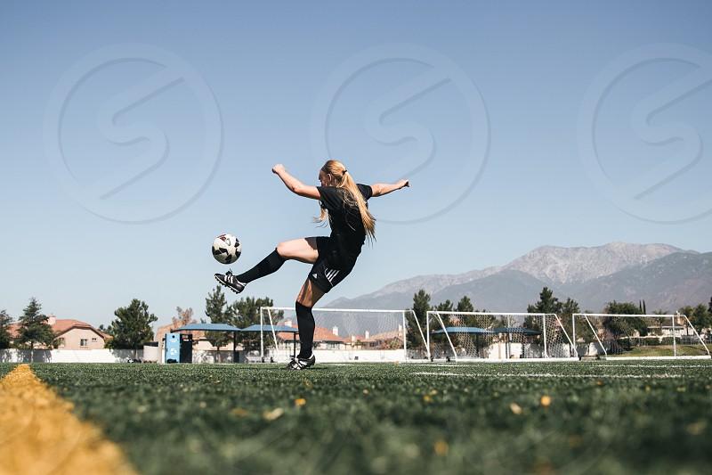 Soccer off season  photo