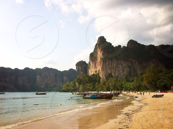 Thailand island vacation beach resort Asia  photo