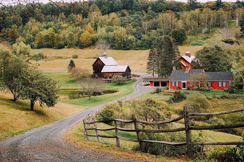Jenny farm - Vermont photo