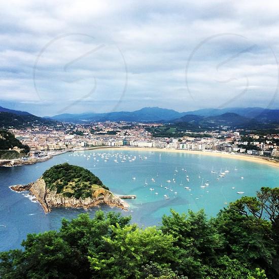 San Sebastián Spain photo