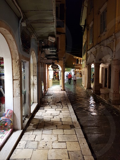 Kerkyra Old Town photo