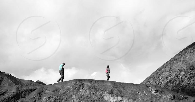 "Landscape ""Climber"" photo"
