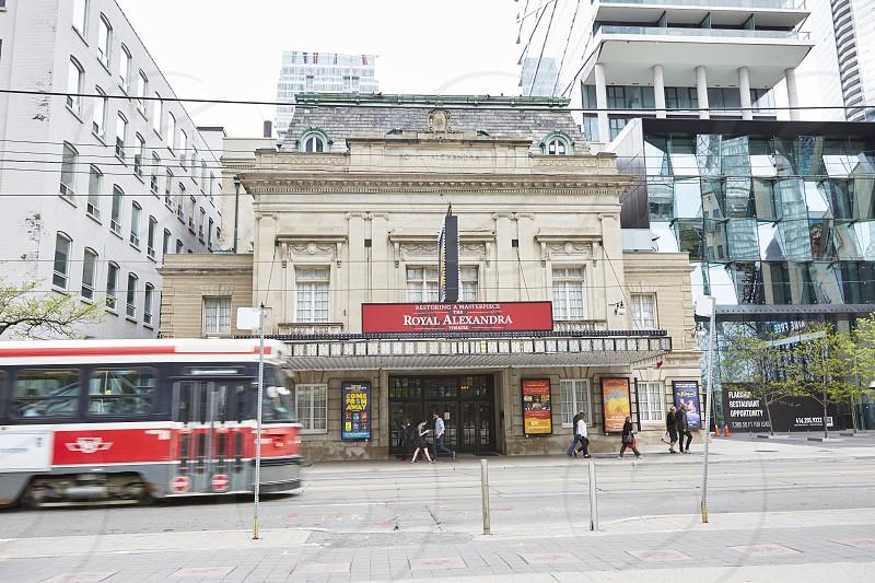 Royal Alexander Theatre King Street West Toronto photo