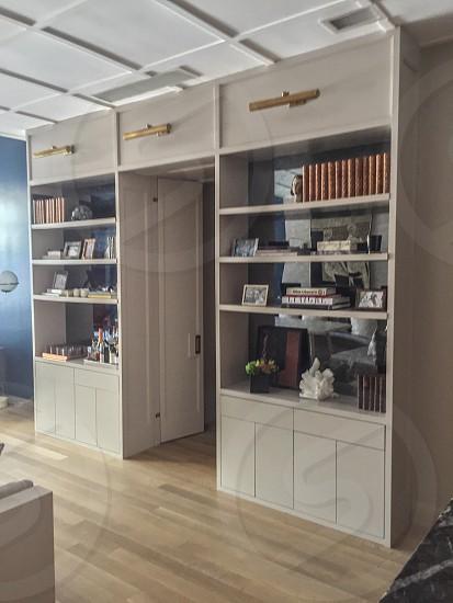 Millwork wall unit cabinetry interiors HETMAN LLC photo