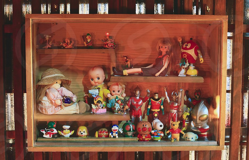 ''Oldie'' - Wakayama Japan - Japanese Showa Beauty - Retro Toys photo