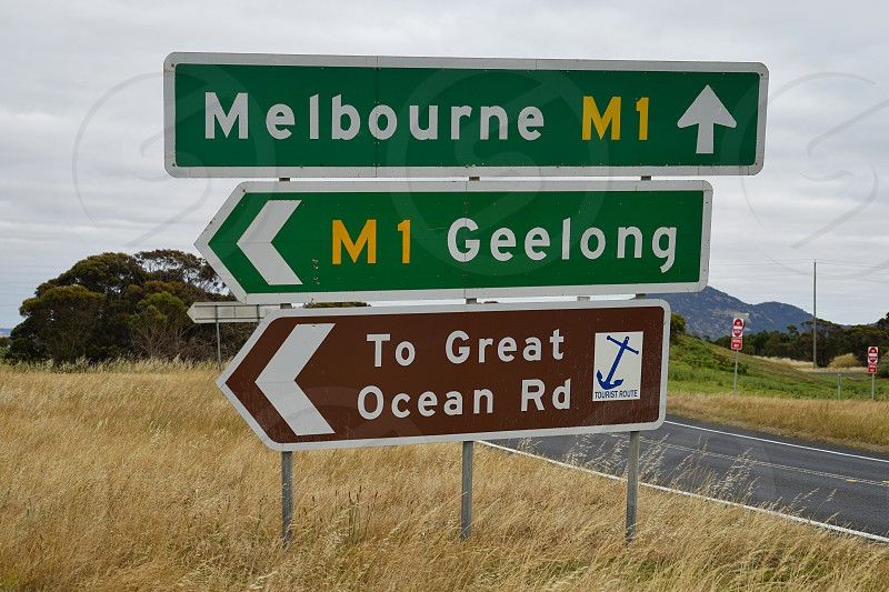 Great Ocean Road - Melbourne Victoria Australia photo