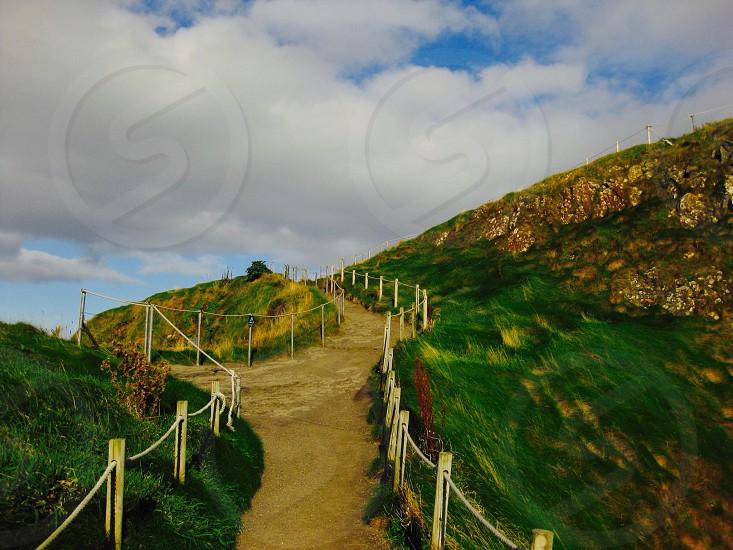 Ballintoy County Antrim Northern Ireland November 2013 photo
