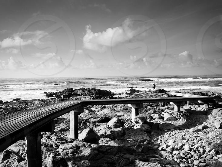 Porto beach photo