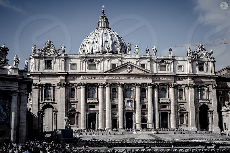St. Peter's Square photo