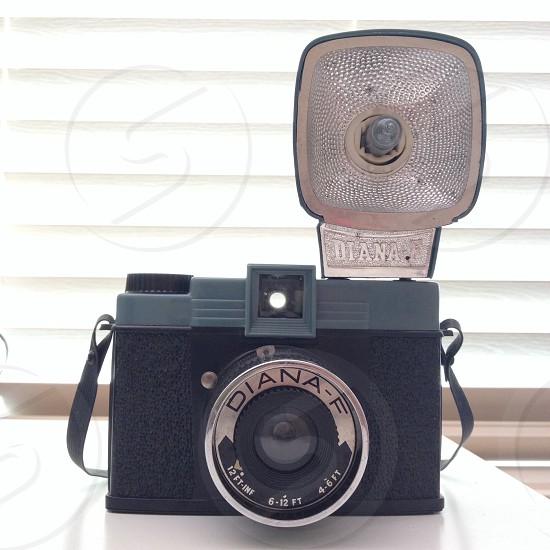 Diana F (1960s vintage toy camera) photo
