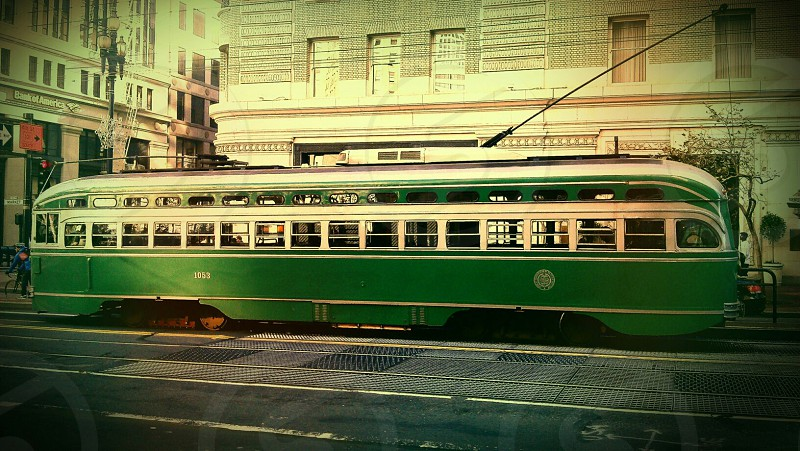 Downtown San Fransisco. photo