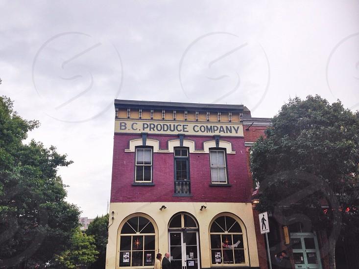 b.c. produce company building photo