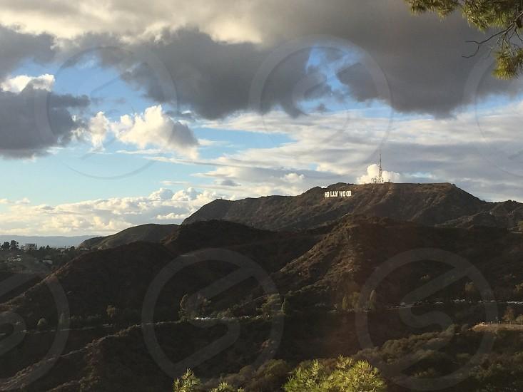 hollywood california photo