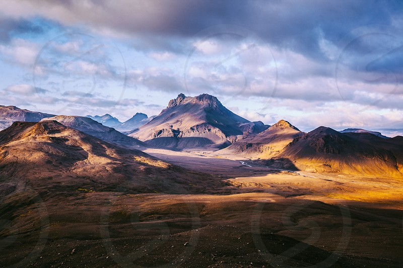 Iceland in Summer photo