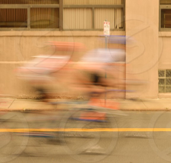 Bikes cycling speed capture image cyclists photo
