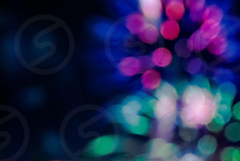 fireworks bokeh photo