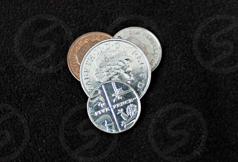 British euro. photo