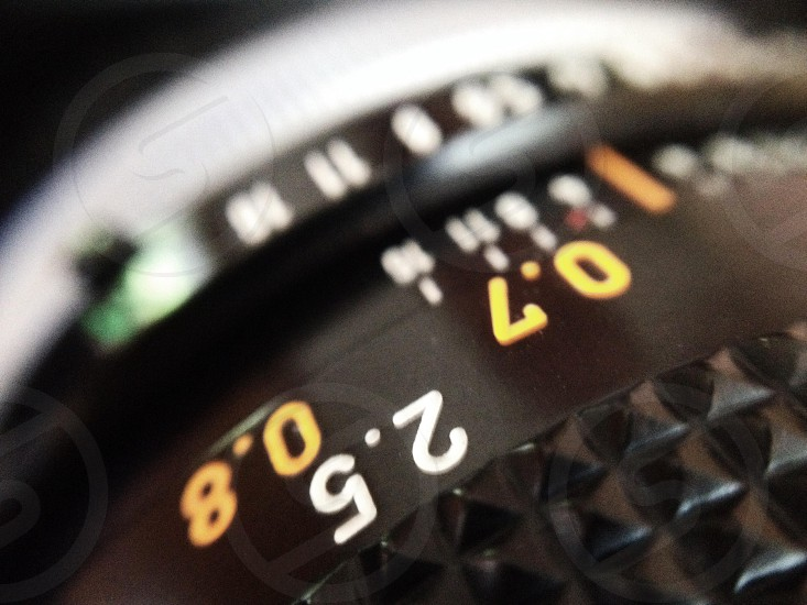 black yellow and gray camera lens macro photography photo