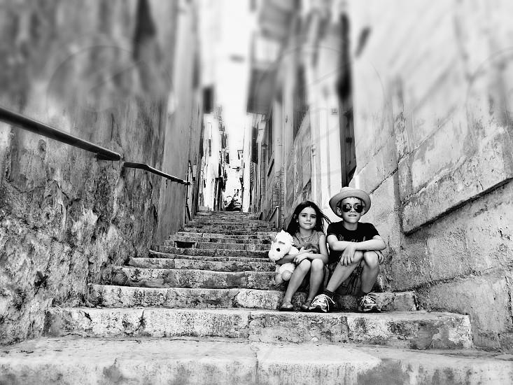 Family travel Malta photo