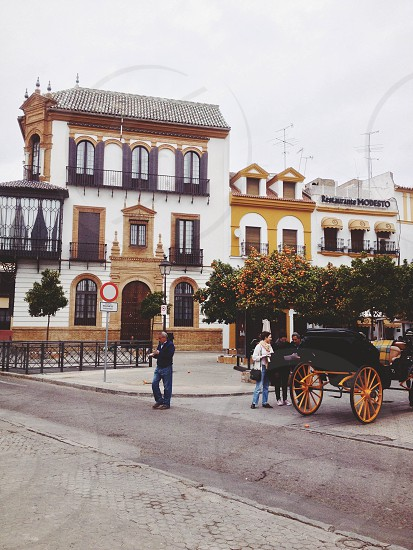 Spain carriage photo