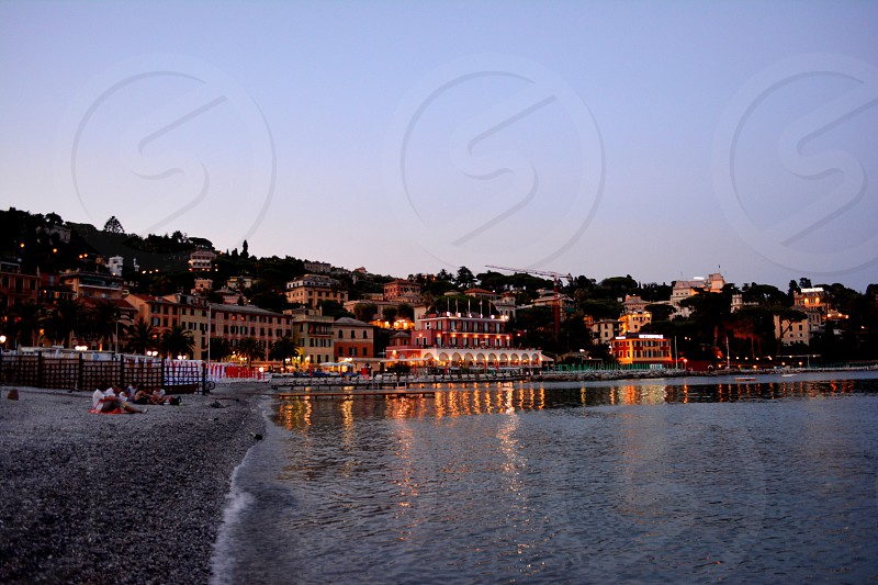 Santa Margherita Italy photo