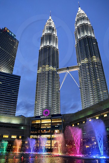 Petronas Towers - Kuala Lumpur photo