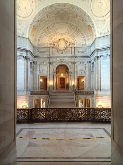 SF City Hall photo