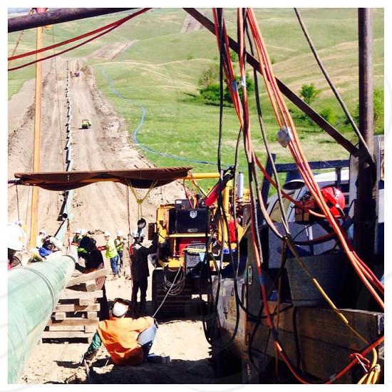 Pipelining in North Dakota photo