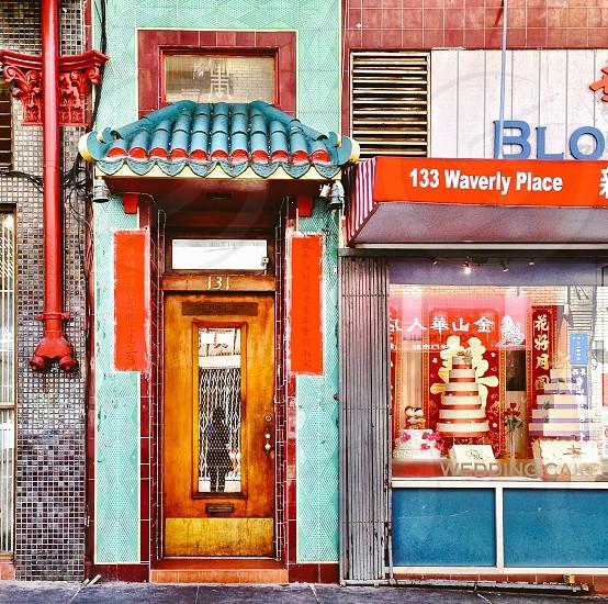 Chinatown San Francisco  photo